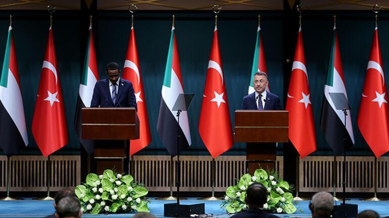 Cumhurbaşkanı Yardımcısı Oktay: Sudanın yanında olmayı sürdüreceğiz