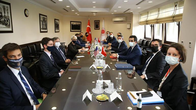 Dışişleri: Türkiye-ABD ilişkilerinin stratejik niteliği teyit edildi