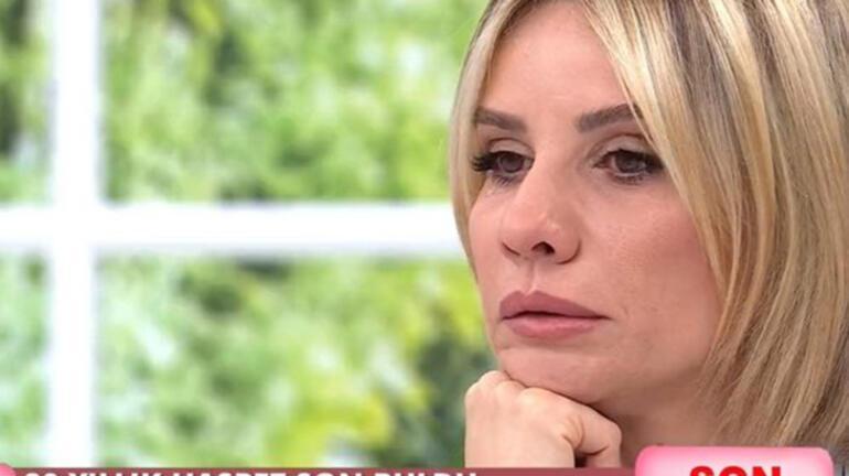 Esra Erol bile ağladı Tam 20 yıl sonra...