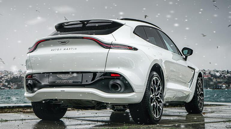 Aston Martinin ilk SUVu DBXten yeni renkler