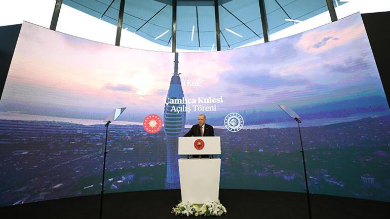 Son dakika... Cumhurbaşkanı Erdoğan tarih verdi İstanbuldaki törende flaş açıklama