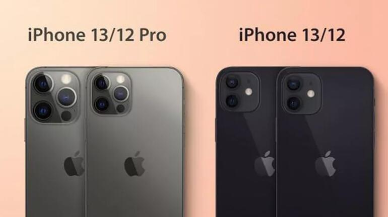 iPhone 13ün ekran üretimine geçildi