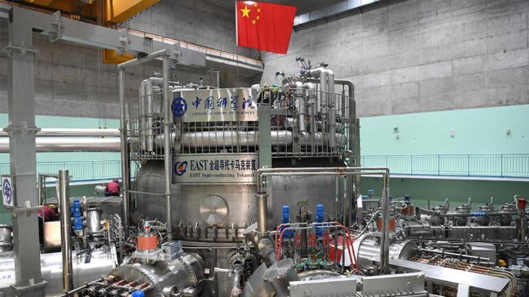 Çinden yapay güneş hamlesi: Dünya rekoru geldi