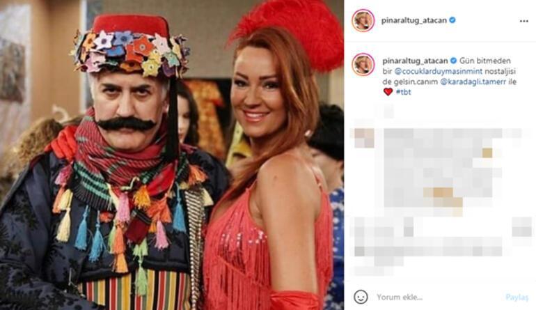 Pınar Altuğdan takipçisine yanıt: Allah sizin gibi birinden esirgesin