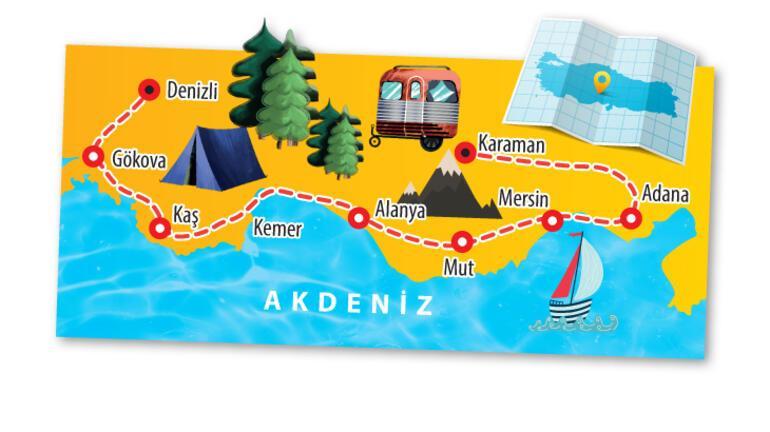 Dünyanın orta denizi: Akdeniz