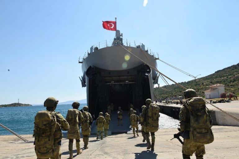 MSB'den Ege Denizi ve Doğu Akdeniz'de gövde gösterisi 2 – 60b658605542840b008af412