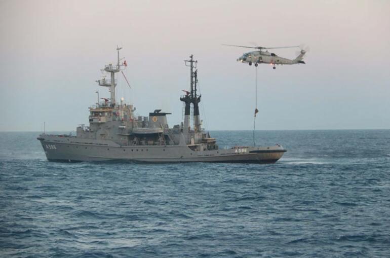 MSB'den Ege Denizi ve Doğu Akdeniz'de gövde gösterisi 3 – 60b658785542840b008af414