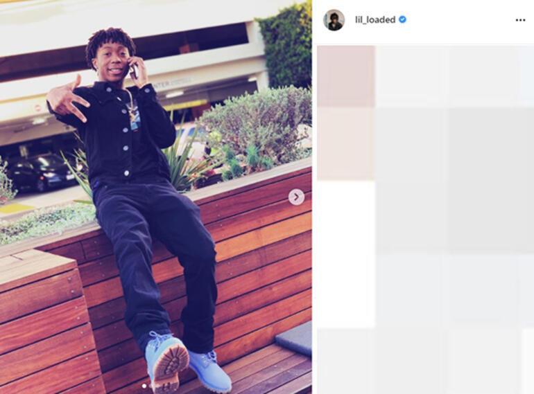 Ünlü rapçi Lil Loaded hayatını kaybetti
