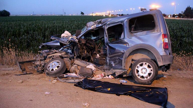 Hatay'da feci kaza! 2 ölü, 5 yaralı 1 – 60b68e1b55427f2508f40c42