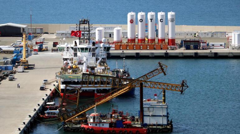 Doğal gaz müjdesi Karaya çıkartılıyor: 10 bin kişiye iş imkanı