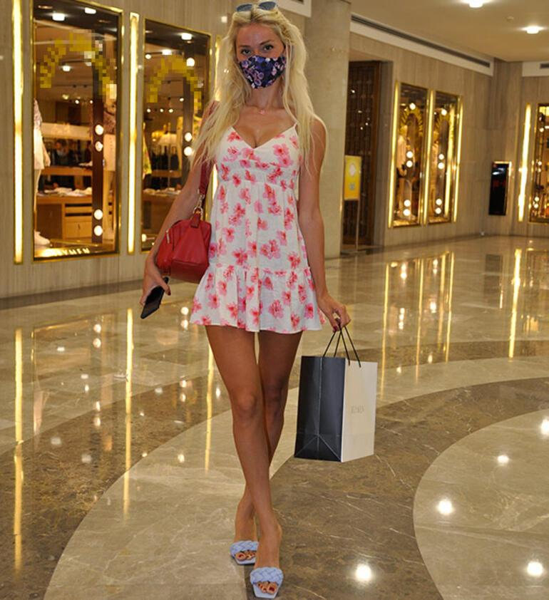Cansu Taşkının alışveriş stili