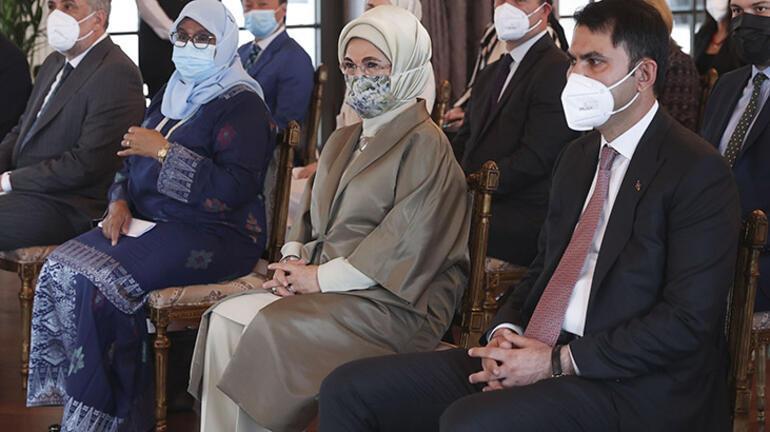 Emine Erdoğan, UN Habitat tarafından ödüle layık görüldü