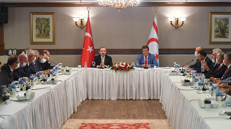 Türkiye ile KKTC arasında kritik anlaşma İmzalar atıldı