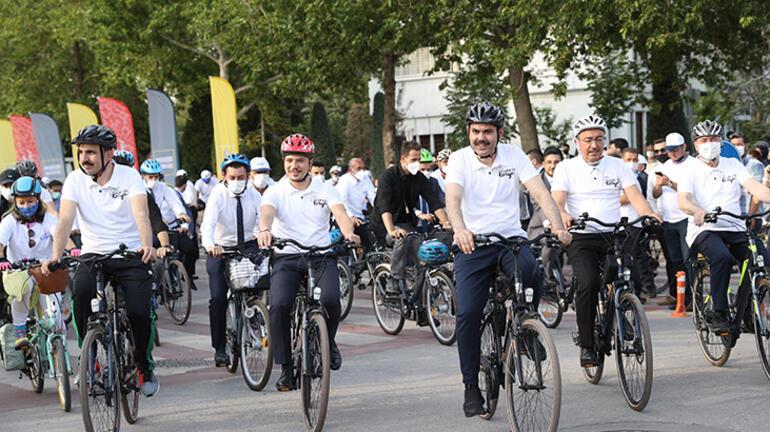 Bakan Kurum: Hedefimiz, Edirneden Hakkariye bisiklet yolu