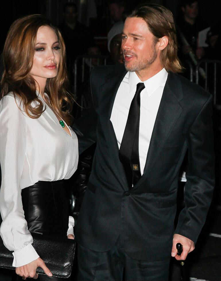 Angelina Jolie, Brad Pitti asla affetmeyecek