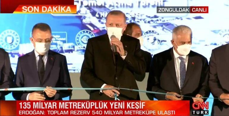Son dakika haberi: Tarihi an Cumhurbaşkanı Erdoğan müjdeyi açıkladı