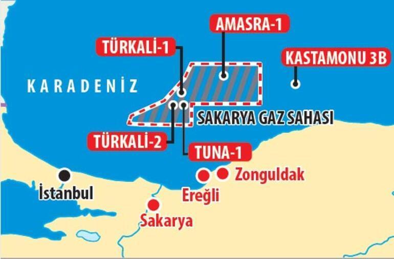 Fatih'ten 135 milyar metreküplük keşif