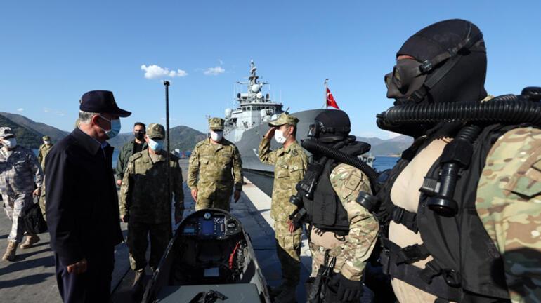 Son dakika... Milli Savunma Bakanı Akardan ordubozan tepkisi