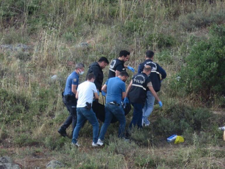 Baraj kenarında dehşet Kayıp ilanı verildiği ortaya çıktı
