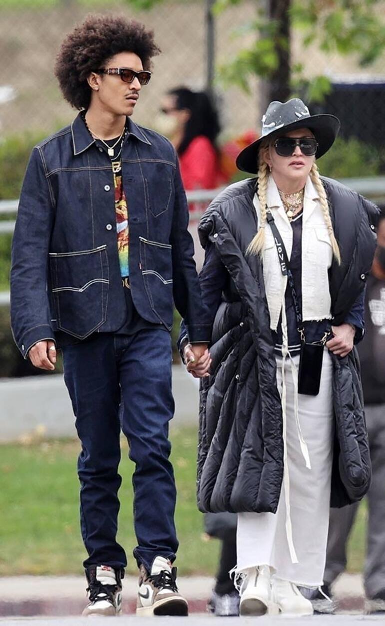 Madonna: Babam bana hayat yolunu kazanmanın önemini öğretti