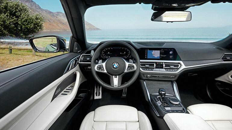 Yeni BMW 4 Serisi Cabrio özellikleriyle şaşırtıyor