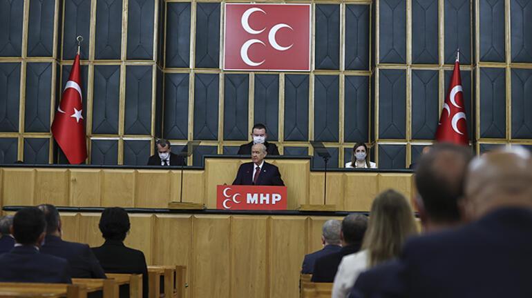 Son dakika... MHP lideri Bahçeliden Ahmet Şık açıklaması: Yeri Meclis değil demir parmaklıklar