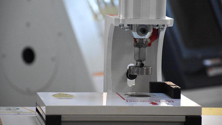 HÜRTECH markasıyla makine geliştirildi