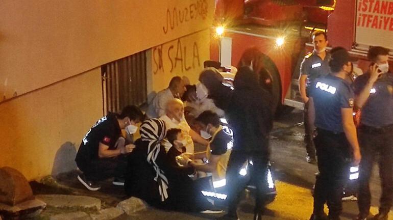 İstanbulda korku dolu anlar... Dehşeti yaşadılar