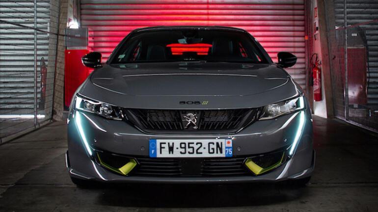 508 Peugeot Sport Engineeredın reklam yüzü Djokovic oldu