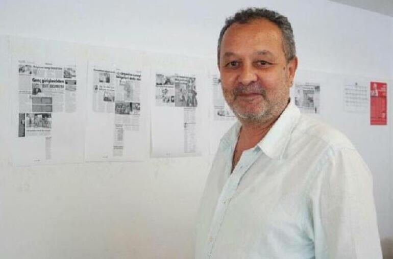 Gazeteci Nejat Bekmen, son yolculuğuna uğurlandı