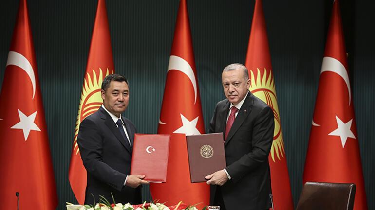 Son dakika: Ankarada kritik görüşme Erdoğan: Destek vermeye devam edeceğiz
