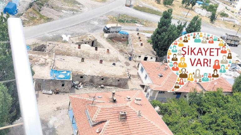 Kayseri'nin göbeğinde kaçak hayvan pazarı