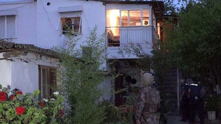 Gasp etmek için yaşlı çiftin evine girdi... Sonrası korkunç