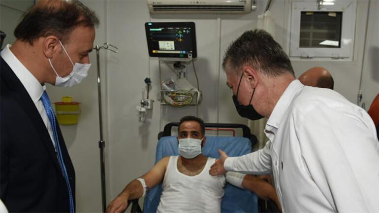 Şanlıurfa'da polislere ateş açıldı: 2 yaralı 1 – 60c2908d55428431541d52a2