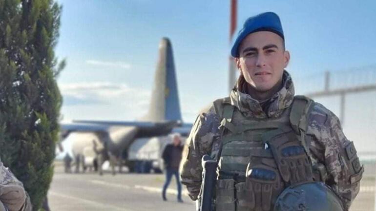 MSB acı haberi duyurdu: 1 asker şehit