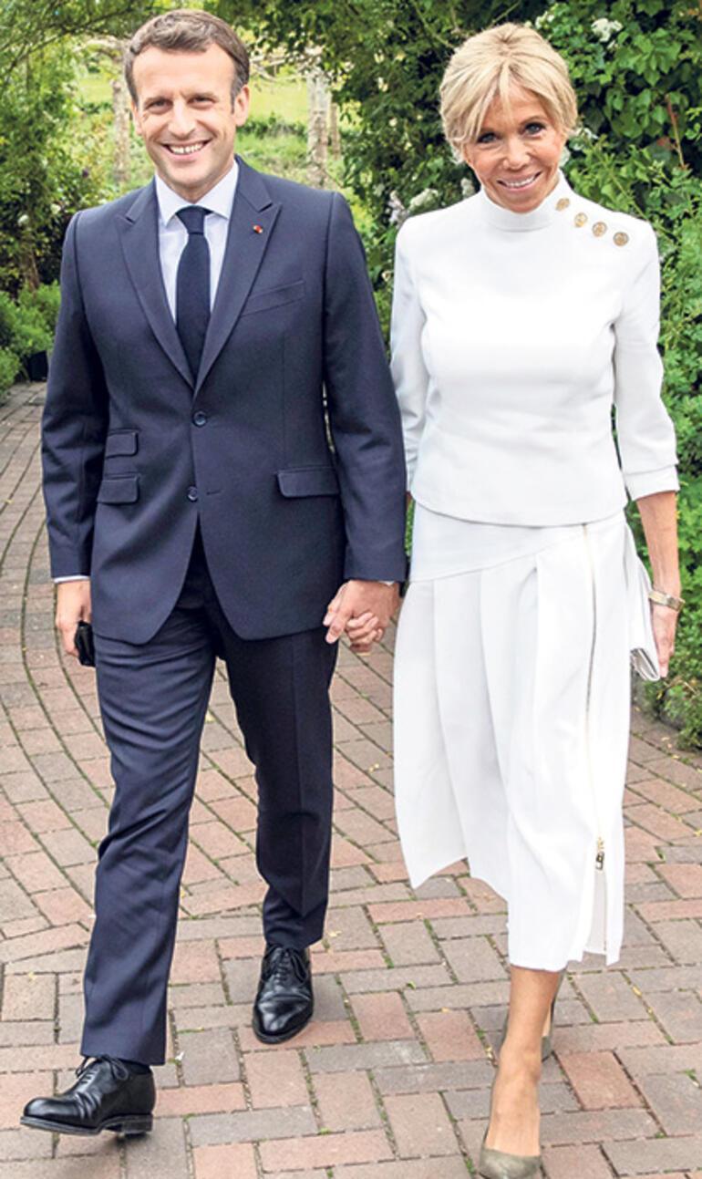 G-7 zirvesi için elbise kiraladı