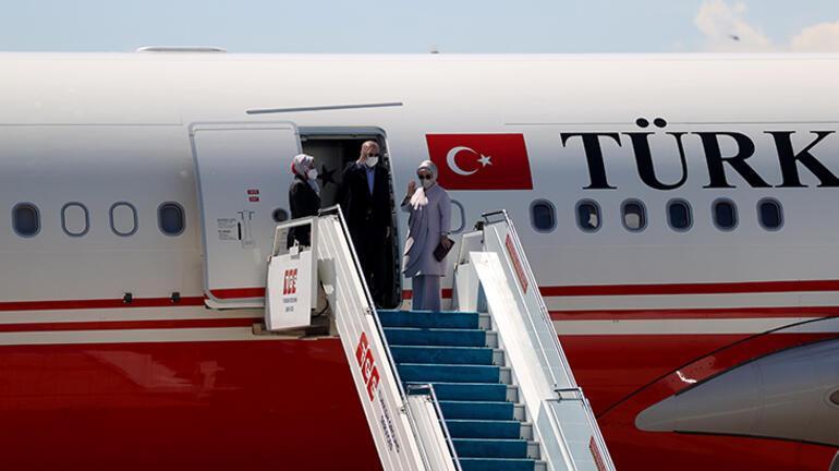 Son dakika... Biden ile görüşme öncesi Cumhurbaşkanı Erdoğandan flaş açıklama