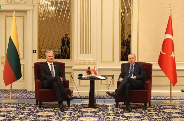 Son dakika Cumhurbaşkanı Erdoğandan kritik zirve öncesi diplomasi trafiği