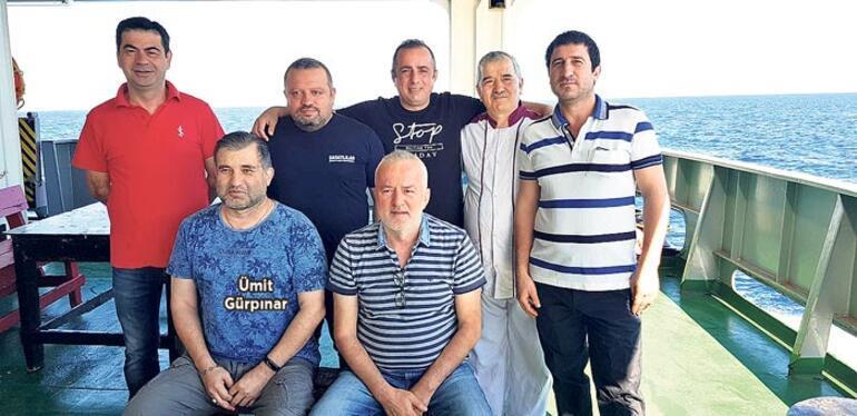 Türk kaptanın insanlık dersi