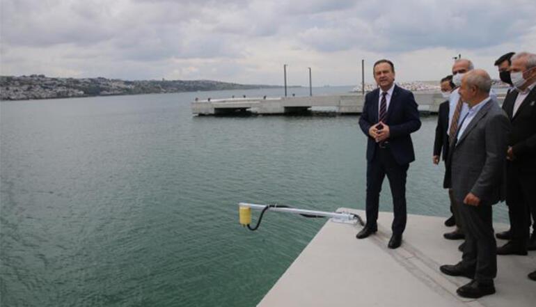 İstanbulun ilk deprem-tsunami gözlem istasyonu açıldı