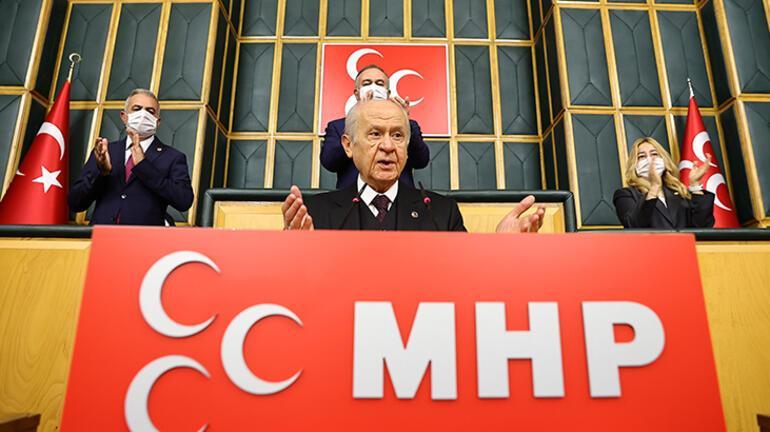 Son dakika... MHP lideri Bahçeliden flaş erken seçim açıklaması: Bunun iki yolu var