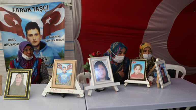 Evlat nöbetindeki baba: HDPye destek verenler ellerini vicdanlarına koysun