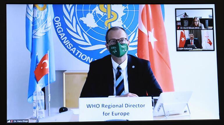 Son dakika: Bakan Koca duyurdu: DSÖden Türkiyeye övgü