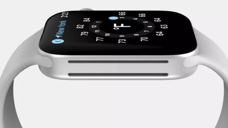 Apple Watch 7 için tasarım detayları ortaya çıktı