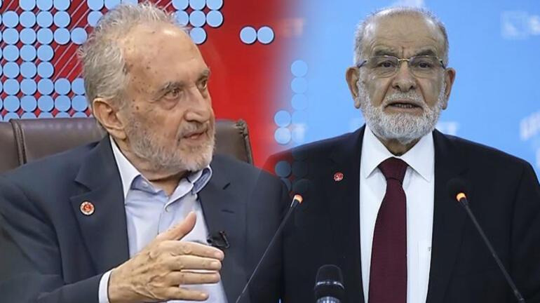 Son dakika... Saadet Partisinde Asiltürk çıkışı Karamollaoğlundan yanıt geldi