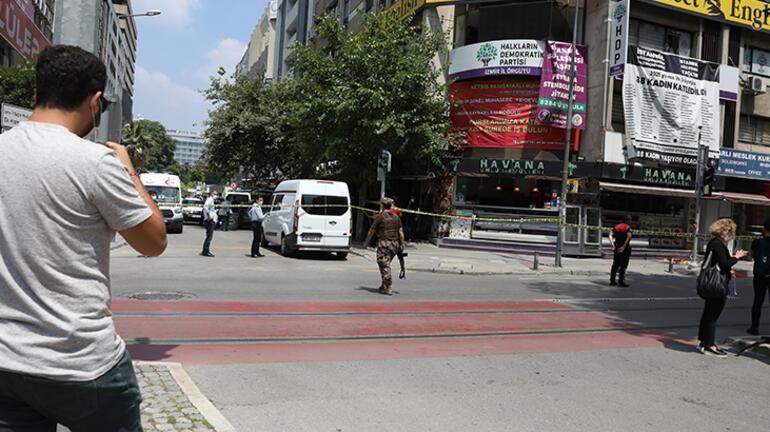 Son dakika haber... İzmirde HDP binasını basan saldırganın ifadesi ortaya çıktı