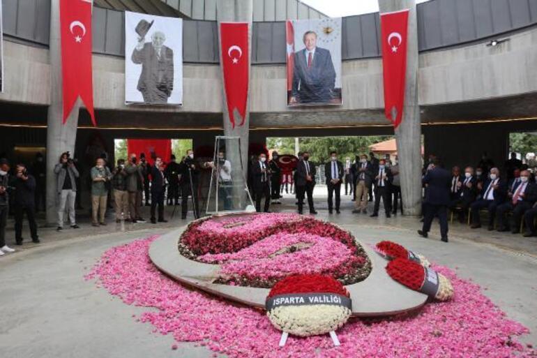 Dokuzuncu Cumhurbaşkanı Demirel, ölümünün 6ncı yılında anıldı
