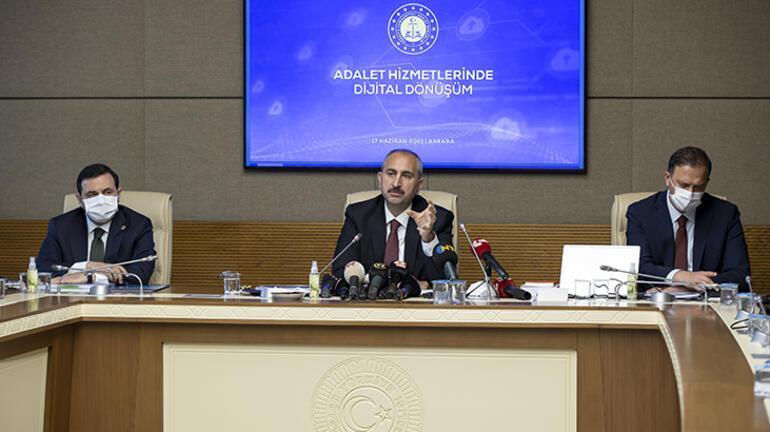 Bakan Gül: Dijital mecralar hukuk güvenliğinin de ana konusudur