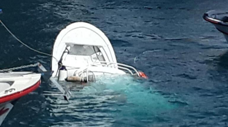 Son dakika... İstanbulda balıkçı teknesine gemi çarptı 3 kişiden 2si hayatını kaybetti