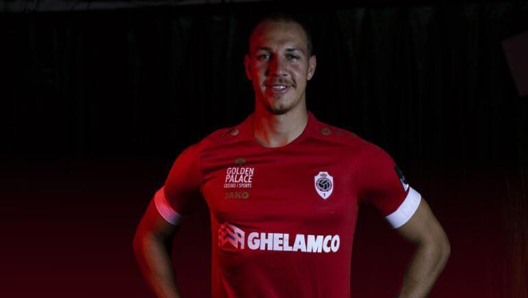 Son dakika - Fenerbahçe ayrılığı açıkladı Frey, bonservisiyle Antwerp'e transfer oldu